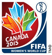2015 FIFA Women's World Cup logo