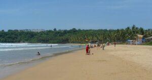 Bogmalo Beach, Goa