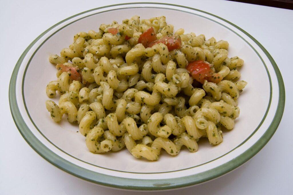 Types of pasta: Cavatappi