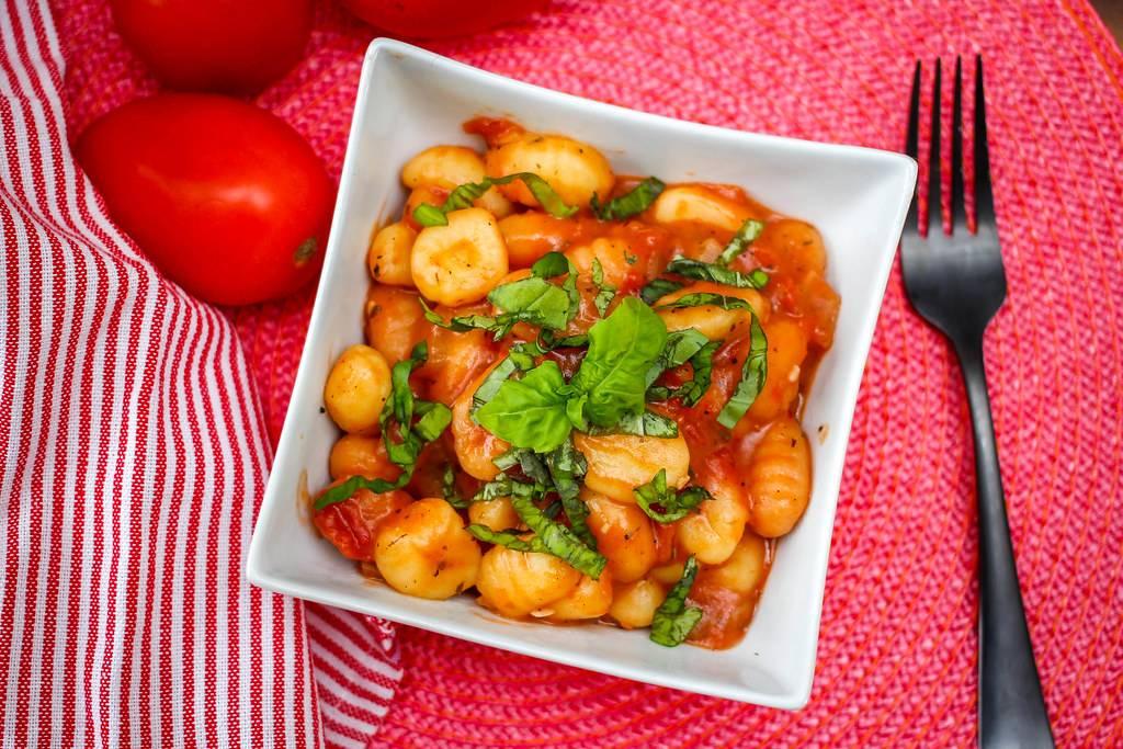 Types of pasta: Gnocchi